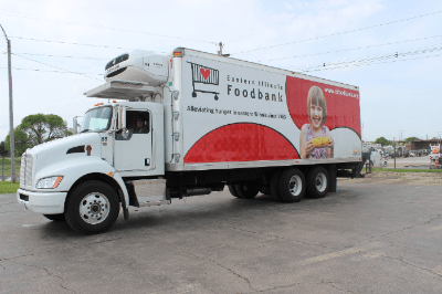 Eastern Illinois Foodbank Foodmobile