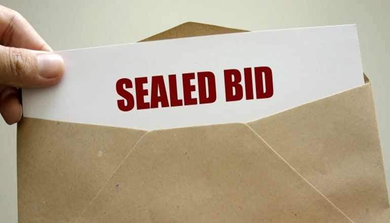 sealed bid