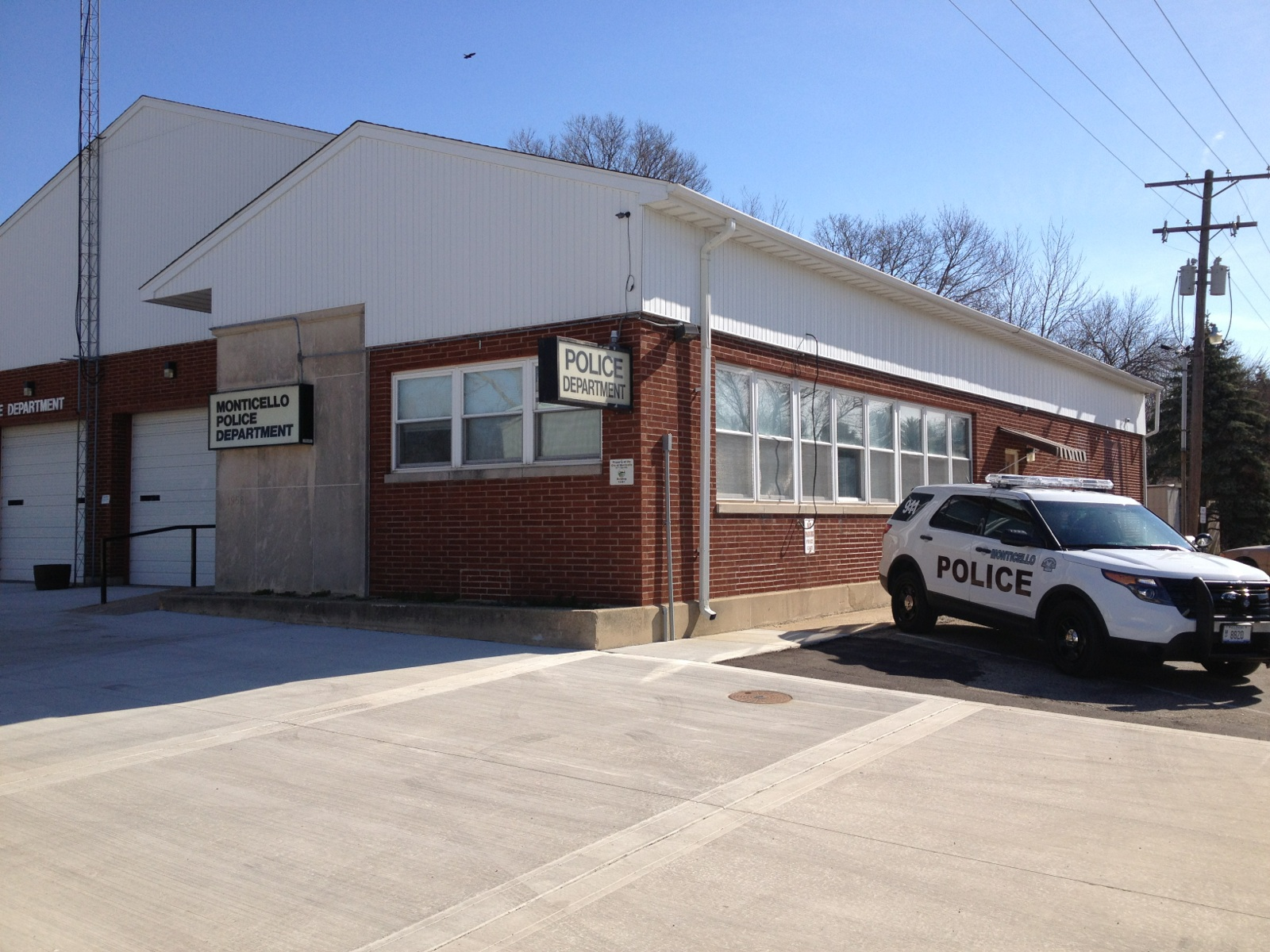 Monticello Police Department