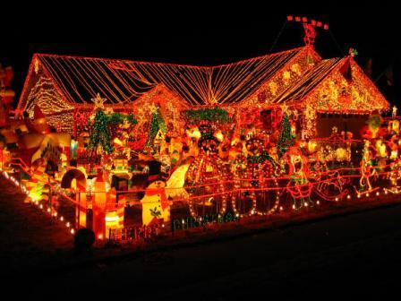 Over Decorated House