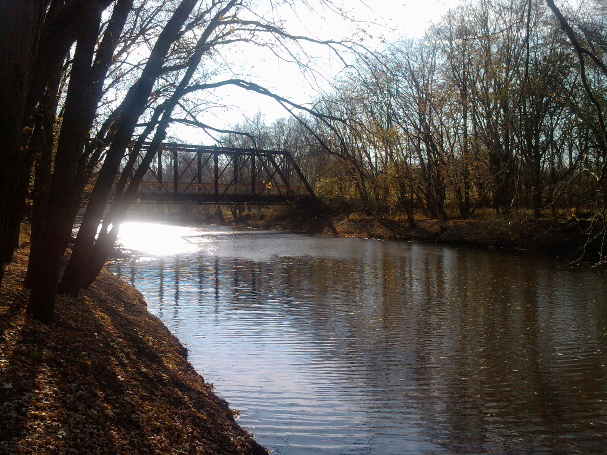 Sangamon River Trail