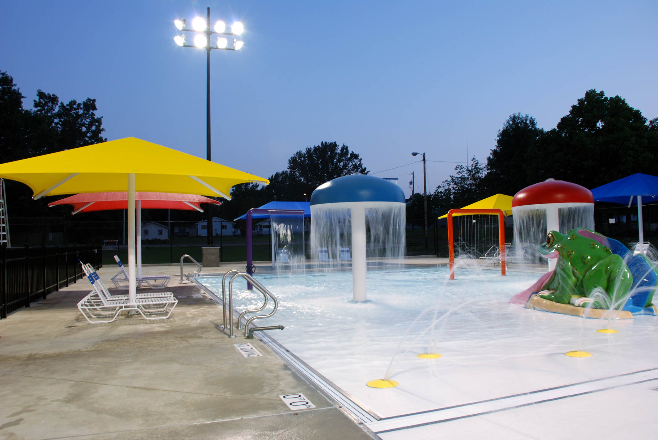 Monticello il official website aquatic programs Hatfield swimming pool prices